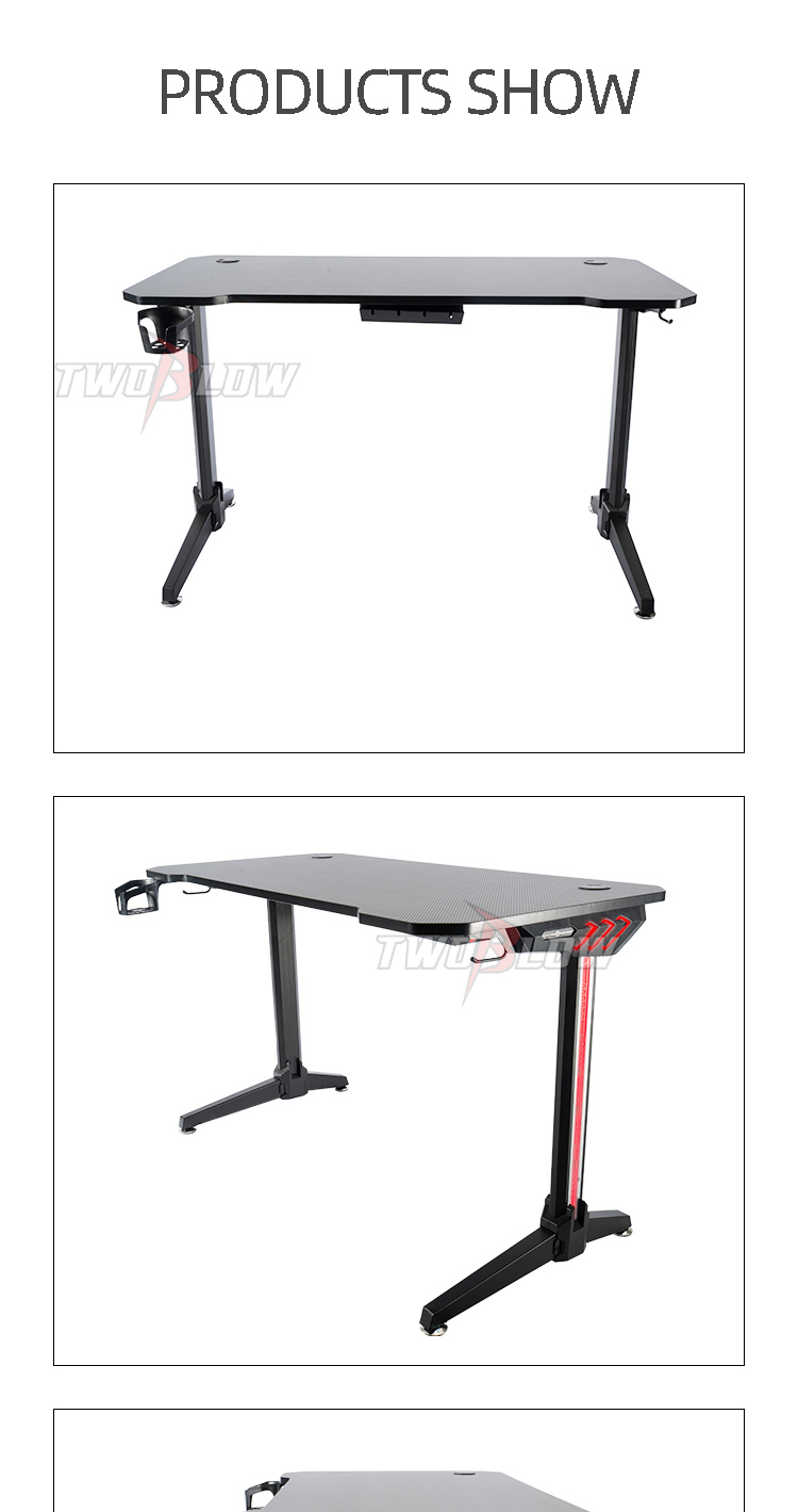 140cm-Gamer-table-with-T-shpe-legs-and-mouse-pad-Model-LY (5)