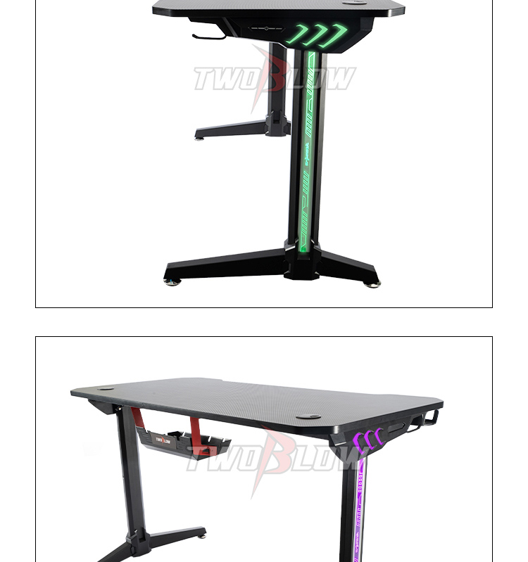 140cm-Gamer-table-with-T-shpe-legs-and-mouse-pad-Model-LY (6)