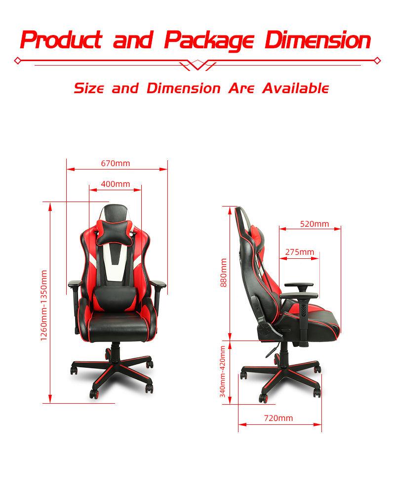 Gamer Chair Model 1501-3 (8)