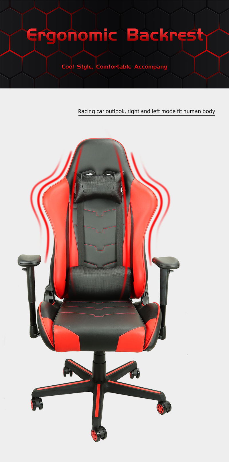 Gaming Chair Model 1709-S (2)
