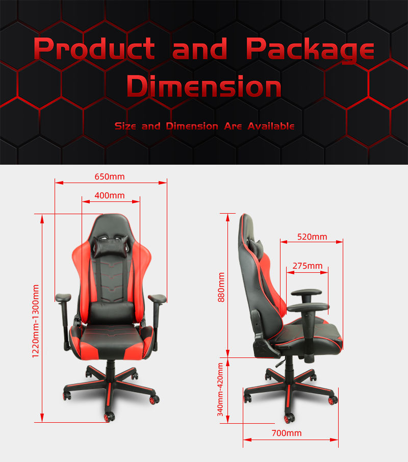 Gaming Chair Model 1709-S (8)