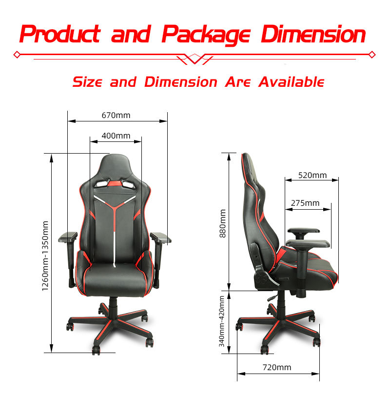 Racing Chair Model 1501-4 (9)